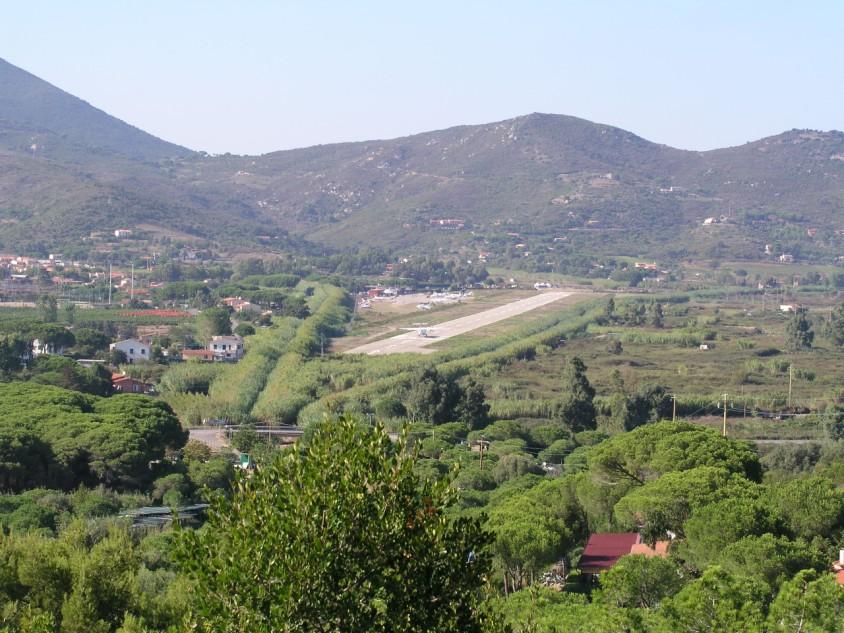 Aeroporto Elba Allungamento Pista : Asvipe elba orari aeroporto internazionale di marina
